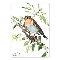Autorský plagát Bird od Surena Nersisyana,30x21cm