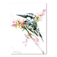 Autorský plagát Kingfisher od Surena Nersisyana, 42 x 30 cm