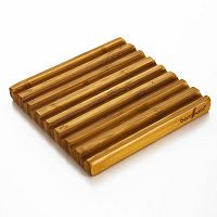 Bambusová podložka pod horúce nádoby Bambum Pita