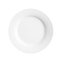 Biely tanier Price & Kensington Simplicity,Ø27cm