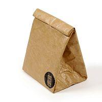 Desiatová taška Luckies of LondonBrown Paper Bag