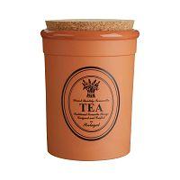 Dóza na čaj z terakoty Premier Housewares, ⌀ 12 x 16 cm