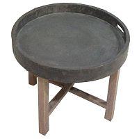 Konferenčný stolík HSM Collection Industry, výška 45 cm