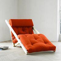 Leňoška Karup Figo, Raw/Orange, 70 cm