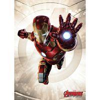 Nástenná ceduľa Age of Ultron Power Poses - Iron Man
