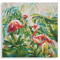 Obraz Mauro Ferretti Flamingo, 100×100 cm