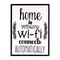Obraz sømcasa Wifi, 30 x 40 cm