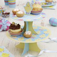 Papierový stojan na tortu Neviti Easter Chick