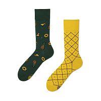 Ponožky Many Mornings Pineapples, veľ.39-42