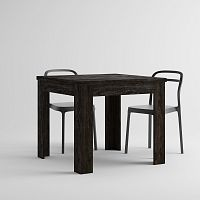 Rozkladací jedálenský stôl v dekore hnedého duba MobiliFiver Eldorado, dĺžka 90-180cm