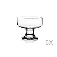 Sada 6 pohárov na servírovanie zmrzliny Pasabahce, ⌀ 8 cm