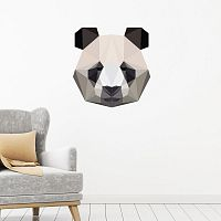 Samolepka Ambiance Origami Panda