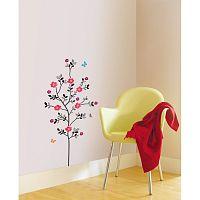 Samolepka Ambiance Tree Of Flowers