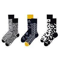 Set ponožiek v darčekovom balení Many Mornings Geometric, veľ. 39–42