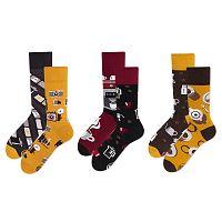 Set ponožiek v darčekovom balení Many Mornings Hipster, veľ. 39–42