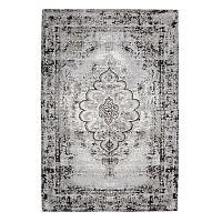 Sivý ženilkový koberec InArt Gaudalupe, 180 x 120 cm