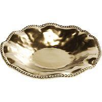 Tácka v zlatej farbe Kare Design Bell Gold, ⌀ 36cm