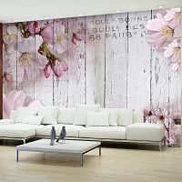 Veľkoformátová tapeta Artgeist Apple Blossoms, 400×280 cm