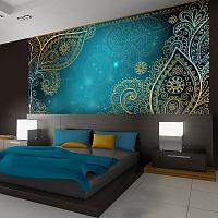 Veľkoformátová tapeta Artgeist Oriental Wings, 400×280 cm