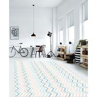 Vinylový koberec Floorart Stripy, 100 x 133 cm