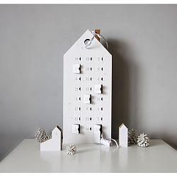 Adventný kalendár so striebornými  detailmi Unlimited Design for kids