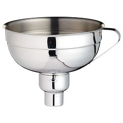 Antikoro lievik na zaváranie Kitchen Craft Funnel, ⌀ 14 cm