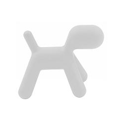 Biela stolička Magis Puppy, dĺžka 43cm