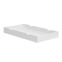Biela zásuvka pod postieľku Pinio Marseille, 60×120cm