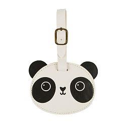 Ceduľka na batožinu Sass & Belle Aiko Panda Kawaii