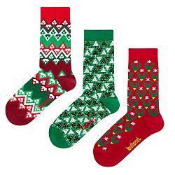 Darčeková sada ponožiek Ballonet Christmas, veľ.41-46