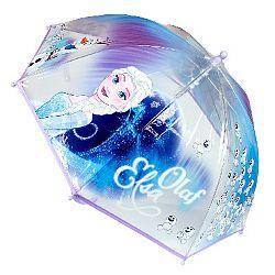 Detský transparentný dáždnik Olaf