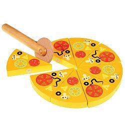 Drevená sada na hranie Rex London Pizza