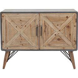 Dvojdverová komoda Kare Design X Factory Dresser