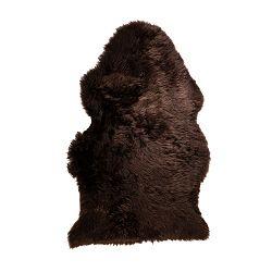 Hnedá ovčia kožušina Dutchbone Shaun