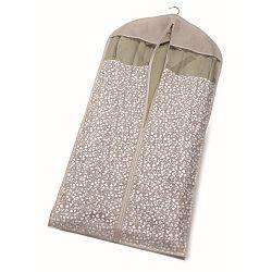 Hnedý vak na oblečenie Cosatto Bocquet, dĺžka 137cm