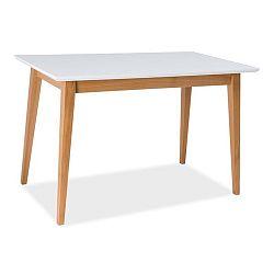 Jedálenský stôl Signal Braga, dĺžka 120cm