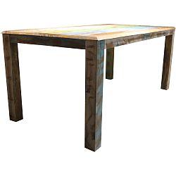Jedálenský stôl z exotických driev Støraa Avila, 160 x 90 cm