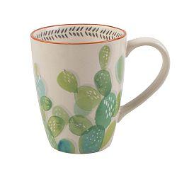 Keramický hrnček s motívom kaktusu Creative Tops, 450 ml