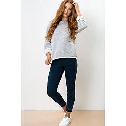 Modré legíny Lull Loungewear Ellas Dragon, veľ. XS