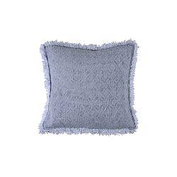 Modrý vankúš Walra Yara, 50×50 cm