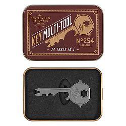 Multifunkčný kľúč Gentlemen's Hardware Multi Key Tool