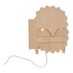 Nočná lampička v tvare ježka Vox Huhu