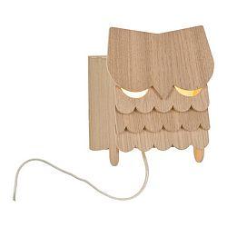 Nočná lampička v tvare sovy Vox Huhu