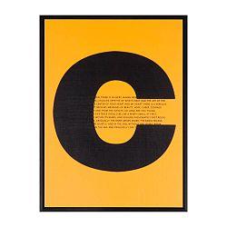 Obraz sømcasa Concept, 30 x 40 cm