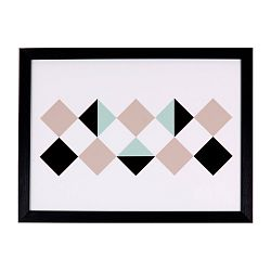 Obraz sømcasa Rhomb, 40 x 30 cm
