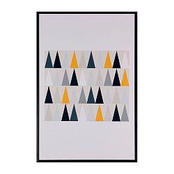 Obraz sømcasa Triangulos, 40 x 60 cm