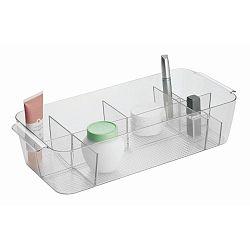 Organizér InterDesign Clarity Cosmetic, dĺžka 40,5cm