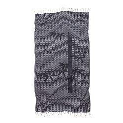 Osuška Hamam Seahorse Bamboo, 100x180cm