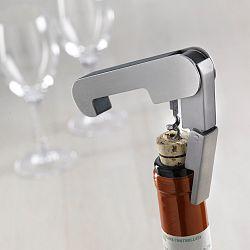 Otvárač na fľaše vína Steel Function Waiter