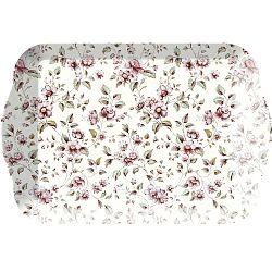 Podnos Creative Tops Floral, 21×14 cm